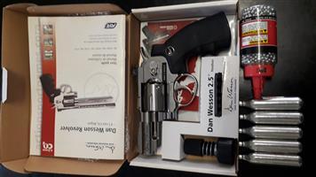Dan Wesson Gas Revolver