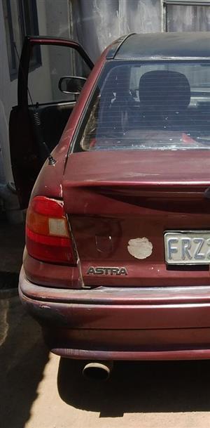 1998 Opel Astra 1.6 Enjoy