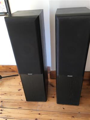 Mission 703 Speakers