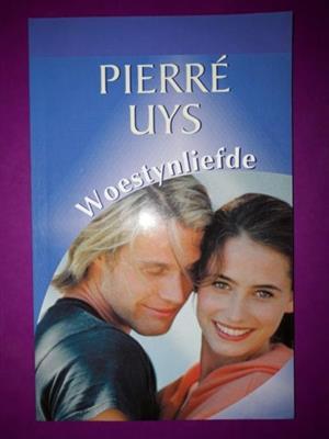 Woestynliefde – Pierre Uys - Lapa.