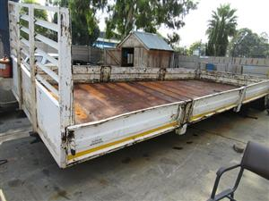 Flat Deck Load Body - ON AUCTION