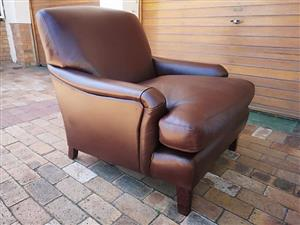 Wingback Chairs 2 Club-Chairs for sale.