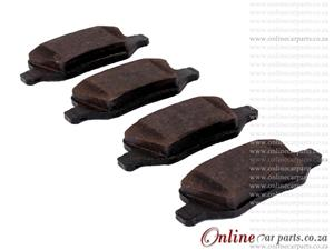 Mercedes Benz A Class W168 A160 A170 CDI A190 00-05 Rear Brake Pads
