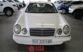 1999 Mercedes Benz E Class E320CDI Avantgarde