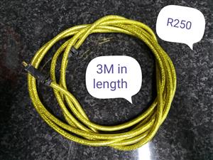 3M Cable for sale