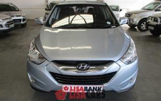 2011 Hyundai ix35 2.0 GLS