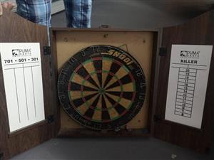 Darts bord