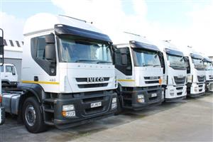 2015 Iveco Stralis 430 Truck Tractor 6x4