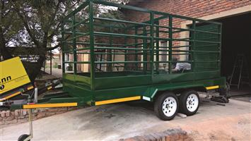 Cattle trailers from R29500