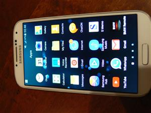SAMSUNG S4 32GB FOR SALE