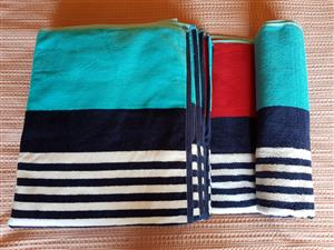 Assorted Luxury Bath and Beach Towels for Sale - R100