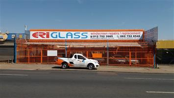 We sell and fit windscreen
