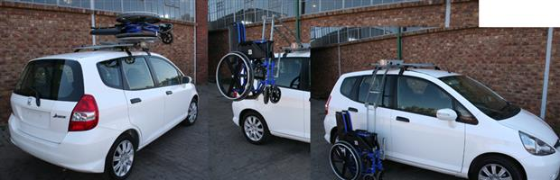 MR WHEELCHAIR ROOF MOUNTED WHEELCHAIR LIFTS-RML