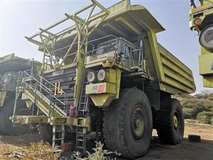Euclid-Hitachi EH3500 Rigid Dump Truck- ON AUCTION
