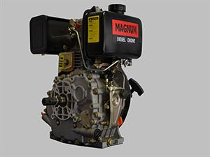 Magnum 188FE/10hp diesel engine with electric start price vat incl.