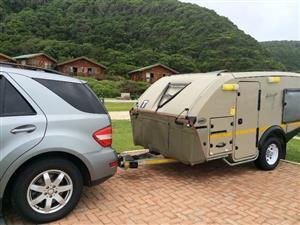 Echo Kavango 2010 4 x 4 Caravan