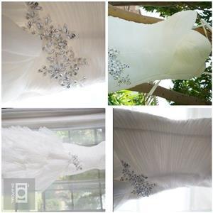 wedding dress / trou rok