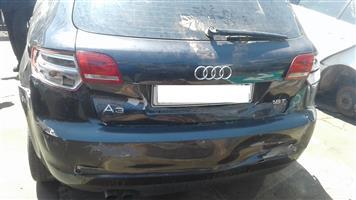 Audi 1.8 2010 hatchback stripping for spares !!