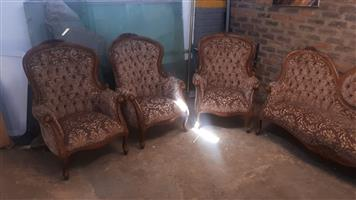 Victorian Lounge Suite