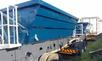 2013 Afred Tiper Trailer 40K