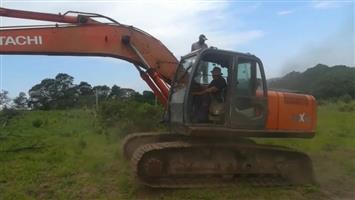 Hitachi ZX200-3 Excavator