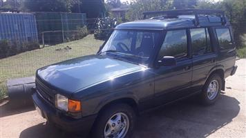 1998 Land Rover DISCOVERY 2.5 TDI