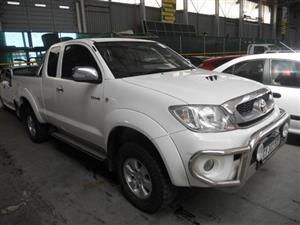 2011 Toyota Hilux 3.0D 4D Xtra cab 4x4 Raider