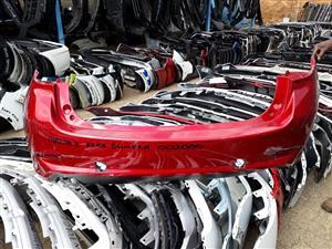 Mazda3 Rear Bumper
