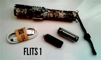 Camo torch set for sale