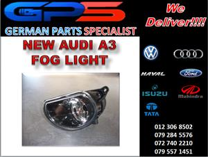 New Audi A3 Fog Light for Sale
