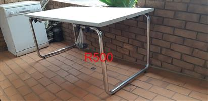 Table for sale.