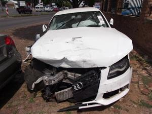 Audi A4 1.8T 2012 Stripping for Spares