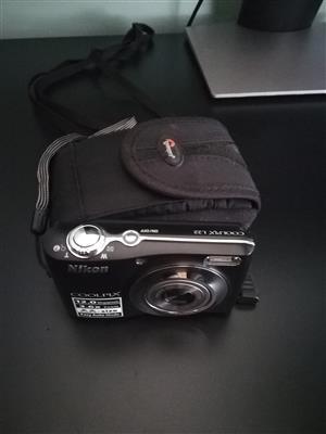 Nikon Coolpix 12MP Camera