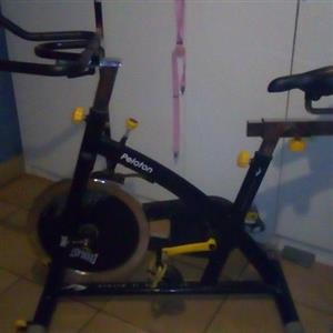 Everlast Spinning bike