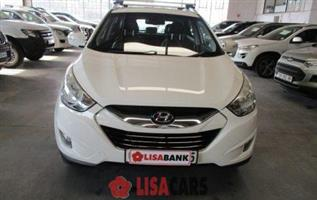 2012 Hyundai ix35 2.0 Executive