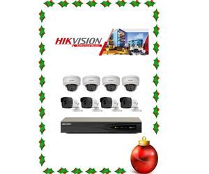 CCTV SYSTEM - HD 1MP 8 channel