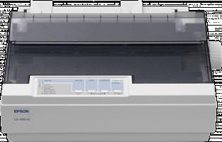Printer-Epson Dot Matrix LX350