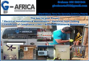 G-Africa Electrical Services