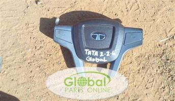Tata Xenon Steering Airbag