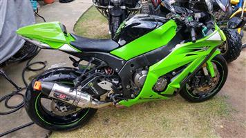 2013 Kawasaki ZX10