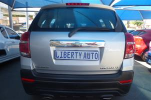 2015 Chevrolet Captiva 2.4 LT