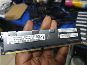 10600 - 32gb DDR3 Server Rams at low low Prices