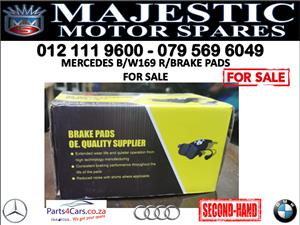Mercedes W169 rear and front brake pads for sale