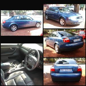 2004 Audi A4 Avant 2.0TDI S