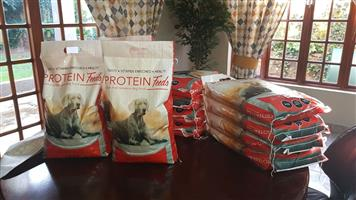 Protein Feeds Adult Dog Food