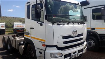 Nissan Gw 26-450 D/D truck,Hydraulics