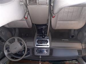 2005 Jeep Grand Cherokee 3.0CRD Overland Off Road Adventure