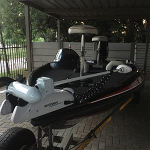 Raptor Bass boat for sale