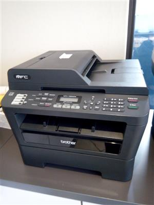 Brother MFC-7860DW Printer - No Drum
