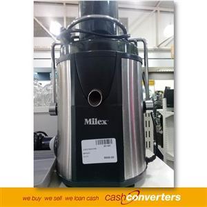 Milex Metalic Juice Machine